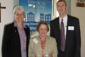 Leviticus Fund's Inaugural Cornerstone Award
