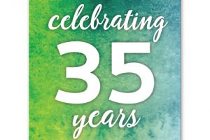 Our 35th Anniversary Celebration